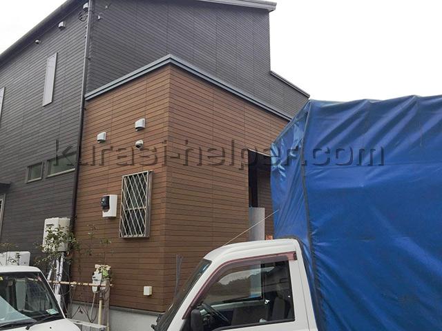 引越し先の鎌倉市にある新築一戸建て