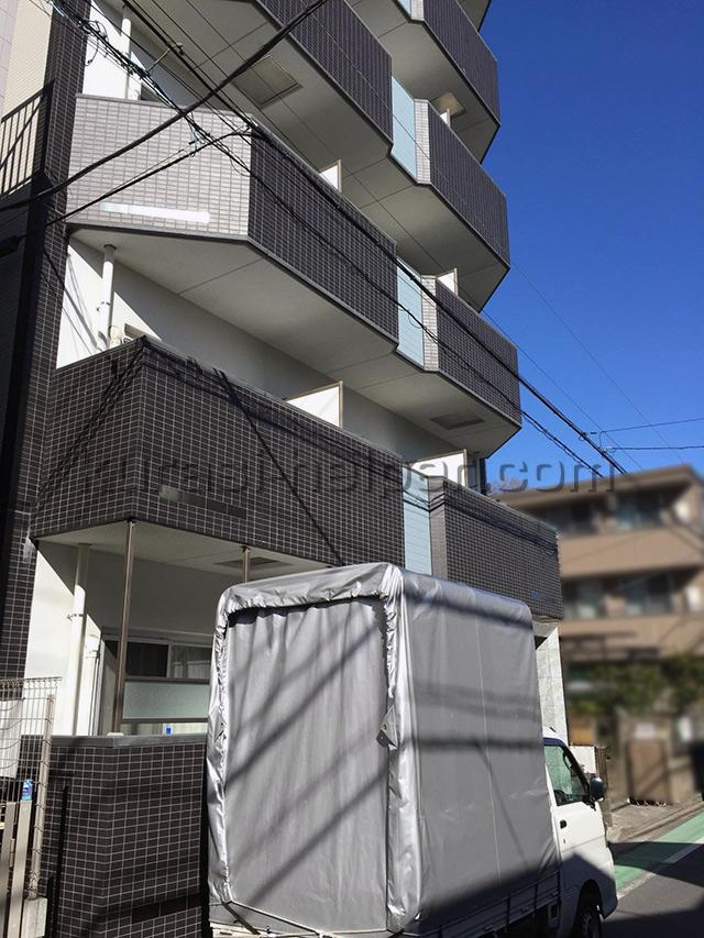 横浜市西区への単身引越し