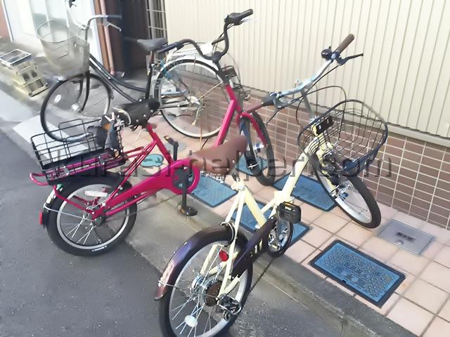 引越しのとき自転車の鍵はしたままで良い?