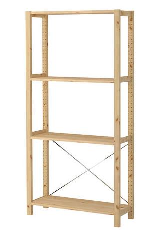 IVAR(IKEAのWebサイトより引用)